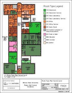 WSU Phelps Hall FM24